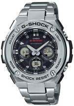 CASIO Watch G-SHOCK G-Steel Radio Wave Solar GST-W310D-1AJF Men's - $340.46
