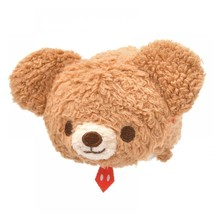 Disney Store Japan UniBEARsity Mocha Duffy Mini Tsum Plush New with Tags - $3.42