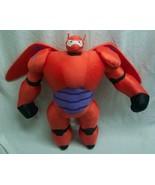 "Disney Store Big Hero 6 BAYMAX IN RED MECH ARMOR 16"" Plush STUFFED ANIMA... - $39.60"