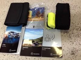 2015 Mercedes Benz S Class Models Owners Operators Owner Manual Set W Case - $69.08