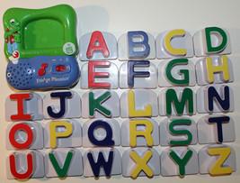 Leap Frog LeapFrog Magnetic Large Alphabet Fridge Phonics Full Complete - $30.12