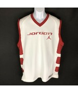 Authentic Sports Products Jordan Jersey White L - $99.00