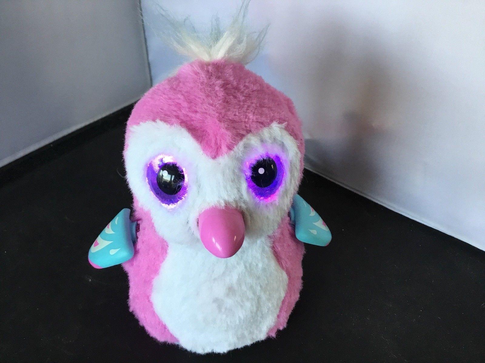 Hatchimals Penguala White/Pink Hatchimal Only! No Egg or Original Packaging L03
