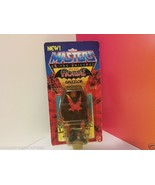 VINTAGE MASTERS UNIVERSE FIGURE MOTU MATTEL MOC CARD IN PACKAGE GRIZZLOR... - $123.75