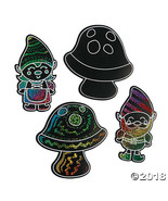 Gnome Magic Color Scratch Activities - $9.11