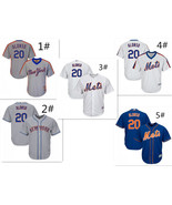 Men's New York Mets #20 Pete Alonso Cool Base Series Jersey - $40.99