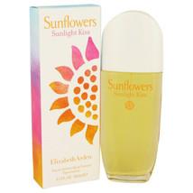 Sunflowers Sunlight Kiss by Elizabeth Arden 3.4 oz EDT Spray for Women - $22.03