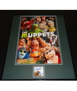 Peter Linz Signed Framed 16x20 Photo Poster Display Muppets Voice of Walter - $123.74