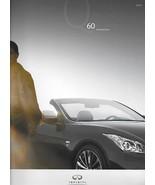 2014 Infiniti Q60 CONVERTIBLE sales brochure catalog US 14 S 3.7 IPL G37 - $10.00