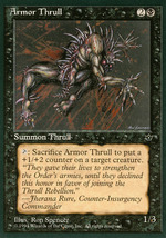Magic: The Gathering: Fallen Empires - Armor Thrull (B) - $0.25