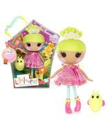"NEW Lalaloopsy 12"" Tall Button Rag Doll Pix E. Flutters+ Pet Green Firef... - $77.99"