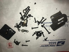 OEM Homelite 240 Chainsaw Lot of Screws Plus Extras - $7.99