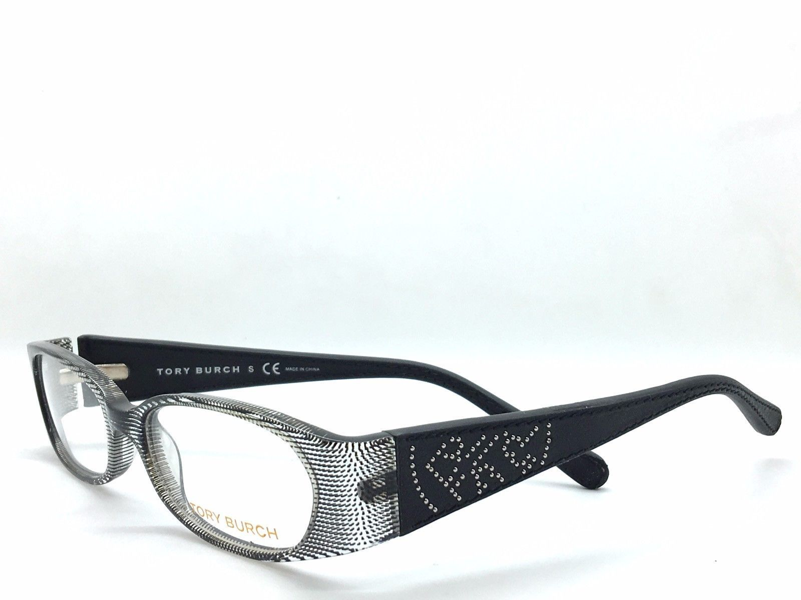 128478f2110b Tory Burch Eyeglasses Frames TY2011Q Black 842 Women's 50mm - $64.00