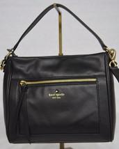 NWT Kate Spade NY Briar Lane Small Harris Satchel/Shoulder Bag in Black ... - $219.00