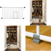 Carlson Puppy / Small Dog Gate Step Over Baby Safety Little Pet Door - $17.92
