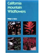 Book California Mountain Wildflowers by Philip A. Munz 1963 Paperback Re... - $8.00