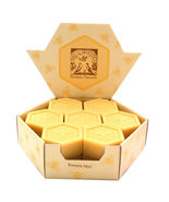 Natural 7 Piece Honey Soap Set - Smoothen Rich Gift Set - £25.68 GBP