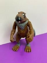 Master Splinter Rat Action Figure 1988 Playmates TMNT Ninja Turtles LOOS... - $9.89