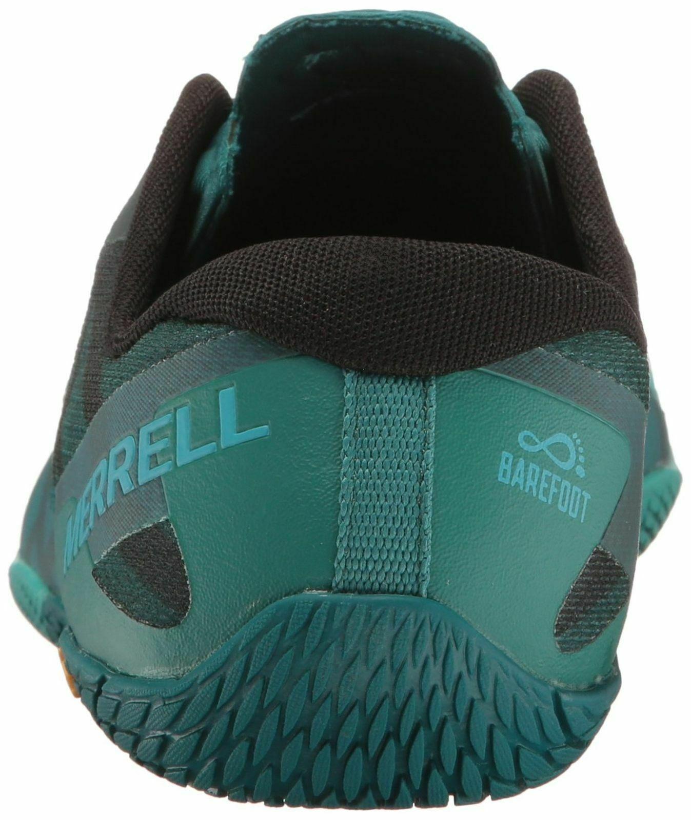 Merrell Men's Vapor Glove 3 Trail Runner Shaded Spruce 10.5 D(M) US New