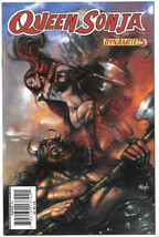 Queen Sonja #5 NM 2010 Dynamite DE Comics 1st print Lucio Parrillo variant - $12.86