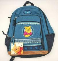 Winnie The Pooh Backpack 16 x 14 Disney - $42.31
