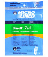 DVC Bissell Plus Style 7 and 1 Micro Lined Vacuum Bags - $4.69