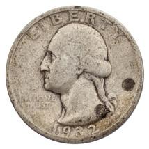 1932-S Silver Washington Quarter 25C (Very Good, VG Condition) - $98.99