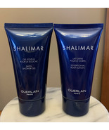 Lot of 2 Shalimar by Guerlain For Women Body Perfume Lotion 2.5 oz New - $39.39