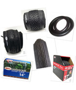 Bicycle Tires and Tubes Goodyear Bell Dupont Schrader - $10.88+