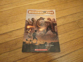 BOOK Rex Stone 'Dinosaur Cove: Stampede of the Edmontosaurus' PB 2009 Sc... - $1.99