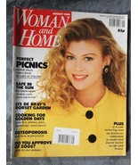 Woman and Home * August 1989 - $2.50