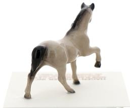 Hagen-Renaker Miniature Ceramic Horse Figurine Tiny Gray Mare image 3