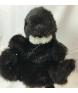 Folkmanis Sea Otter Plush Full Body Hand Puppet Folktails Black - $17.77