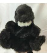 Folkmanis Sea Otter Plush Full Body Hand Puppet Folktails Black - $17.77