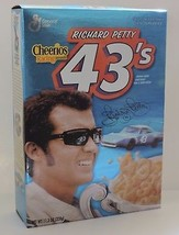 2003 CHEERIOS RACING RICHARD PETTY 43'S COLLECTOR'S EDITION #1 CEREAL BOX - $15.00