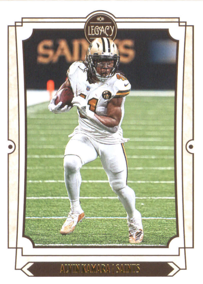 Primary image for 2019 Panini Legacy #72 Alvin Kamara NM-MT New Orleans Saints  Officially License