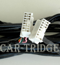 ISUZU RODEO ACURA SLX OEM CD CHANGER DATA CABLE / CORD WIRE 14 PIN CONNE... - $24.70