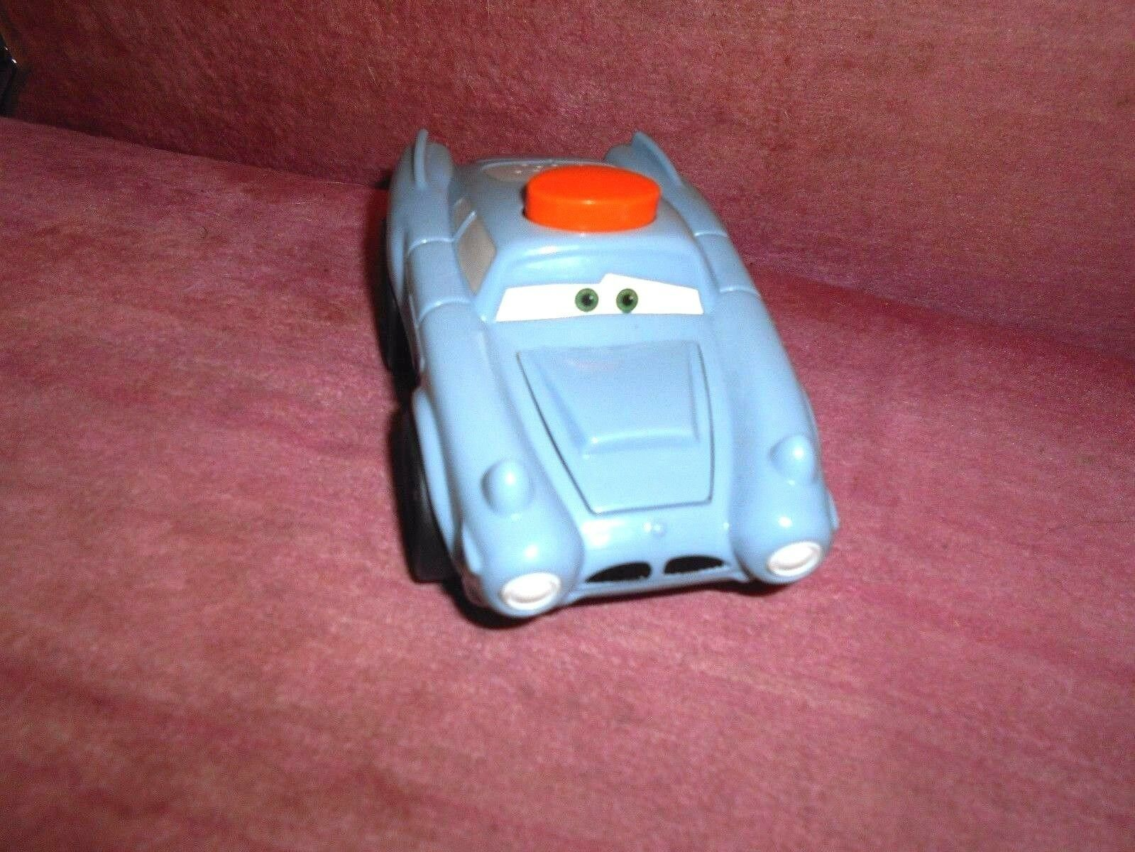 DISNEY CARS 2010 FINN MCMISSILE - TALKING & FLASHLIGHT