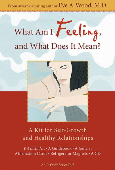What Am I Feeling, and What Does It Mean? Eve Wood M.D.