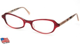 OLIVER PEOPLES Cha-Cha CH/H0 Red EYEGLASSES FRAME 46-18-138mm B28mm - $112.69
