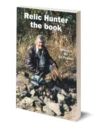Relic Hunter The Book ~ Relic Hunting & Treasure Hunting - $19.95