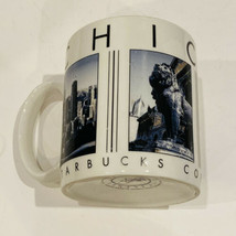 Starbucks Chicago City Scenes Series Barista 2003 16 oz. Coffee Mug Cup - $16.82