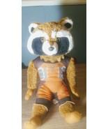 Marvel Guardians of the Galaxy 16'' Rocket Raccoon Plush Doll Disney Ave... - $14.82