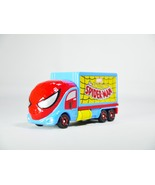 TOMICA Marvel TUNE 1.0 7-11 Special Edition 2017 SPIDER-MAN MASKED CARRY... - $39.99