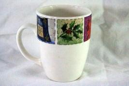 Thomson Pottery Christmas Foliage Mug - $5.39