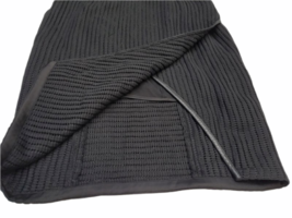 NWT NEW Women Helmut Lang Black Pencil Dress Size 00 image 3