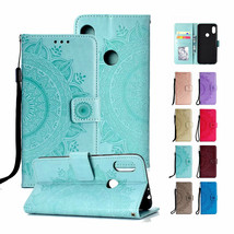 K120) Leather Wallet Flip Magnetic Back Cover Case For Samsung Galaxy - $61.90