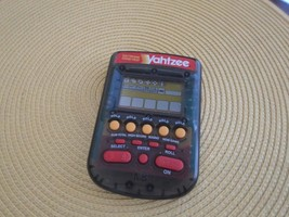 Electronic Handheld Yahtzee Game  - $9.89