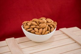 Natural Raw Almonds (10 Pound Case) - $55.54