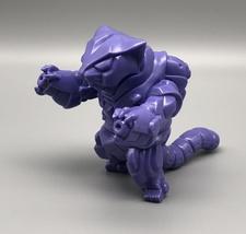 Max Toy Purple Unpainted Mecha Nekoron MK-III RARE image 2